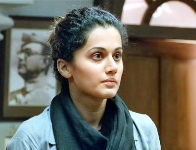 Check Out! First look of Akshay-Taapsee's 'Naam Shabana'
