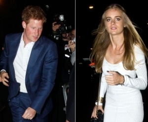Prince Harry ready to settle down with new love Cressida Bonas