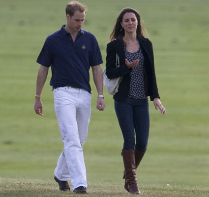Prince William's 'small family affair' quip to calm Middletons' wedding nerves