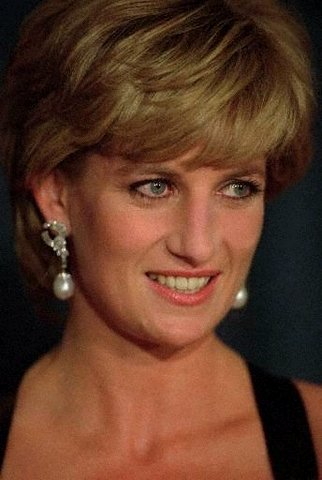 princess diana photos manner