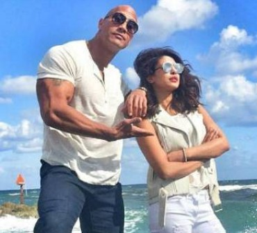 Dwayne Johnson, Priyanka Chopra starrer 'Baywatch' release date announced!