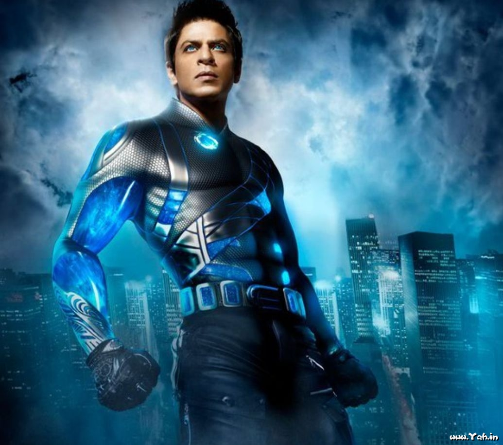 Things you should know about 'RA.One'