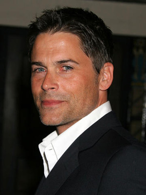 Rob Lowe not replacing