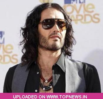 Russell Brand prefers gardening over sex after marriage