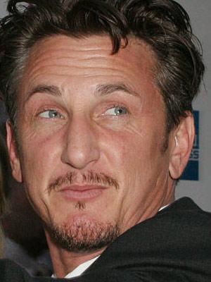Sean Penn left speechless by