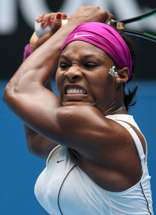 London, June 30 : Looks like Serena Williams has recovered from her