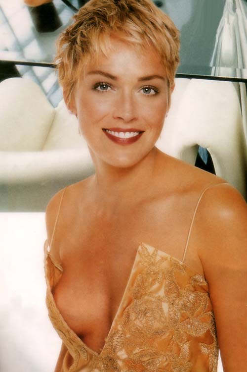 sharon ston Rome, Aug 18 : Hollywood actress Sharon Stone will be the guest ...