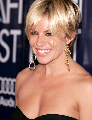 sienna miller London Oct 7 Actressdesigner Sadie Frost has revealed that