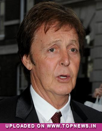 Paul McCartney quits drugs for daughter