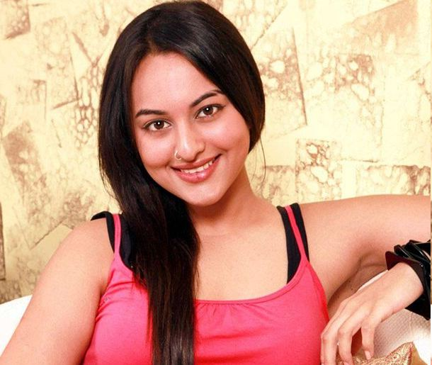Sonakshi gets bike riding lesson from Ajay