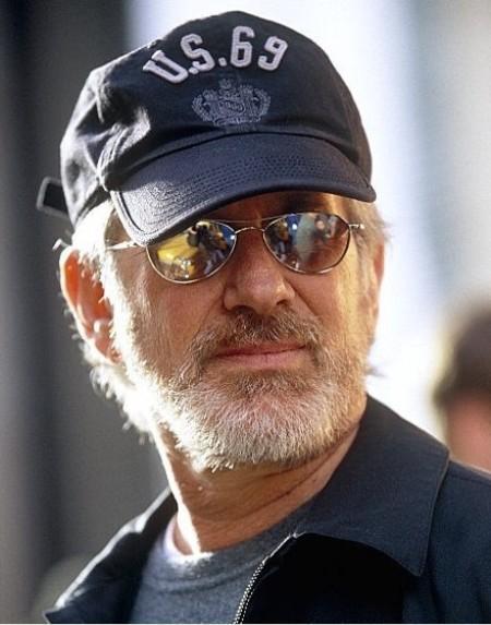 steven spielberg family. Steven Spielberg quits