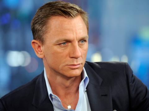 Daniel Craig tips `fabulous` Niall Horan as next James Bond | TopNews  Daniel Craig