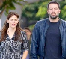 Ben Affleck, Jennifer Garner still very much separated