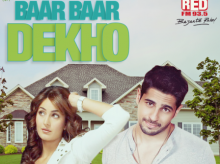 'It's a wrap' for Sidharth Malhotra-starrer 'Bar Bar Dekho'