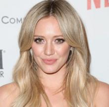 Hilary Duff's estranged husband demanding joint custody of son