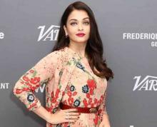 Aishwarya looks fresh as a dew drop in latest photoshoot