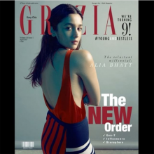 When Alia Bhatt brought sexy back on Grazia