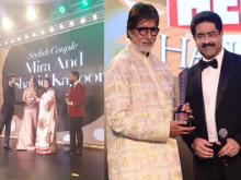 Big-B to Shahid-Mira, here're the big wins at 'Hello! Hall of Fame Awards 2017