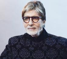 Big B shares nostalgic picture of 'Superstar of the day'