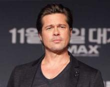 Brad Pitt won't spend Thanksgiving with kids