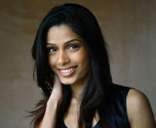 Freida Pinto excited for her upcoming mini-series with Idris Elba