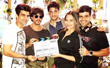 SRK wishes team 'Ittefaq' on Day 1 of shoot