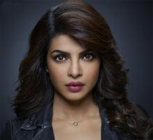Priyanka Chopra 'breaks it down' with 'Quantico' cast