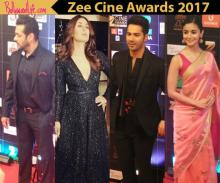 Zee Cine Awards 2017: Here is the complete list of winners