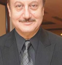 Great sense of satisfaction when you make it on your own: Anupam Kher