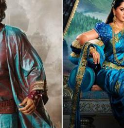 Anushka Shetty, Prabhas look regal in 'Baahubali 2' posters