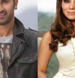 Working with you was inspiring: Ranbir Kapoor on collaborating with Gauri Khan