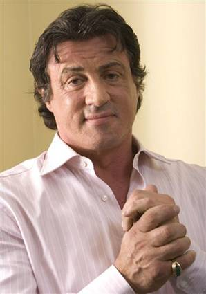 Sylvester Stallone � Famous