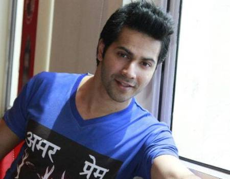 It's double identity for Varun Dhawan!