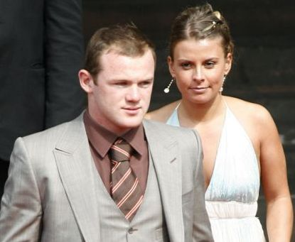 Wayne and Coleen Rooney shop at Chanel and Louboutin in Beverly Hills