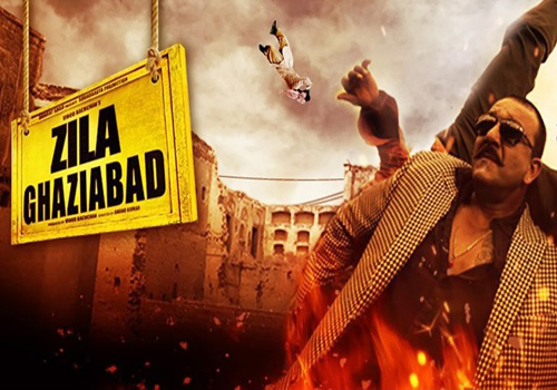 'Zila Ghaziabad' - a disorderly orchestra with competent actors