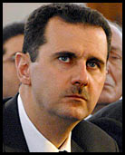 Syria's al-Assad on visit to Austria