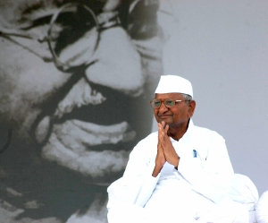 Hazare claims he is fine and ready for open talks
