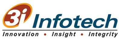 Image result for 3i Infotech logo