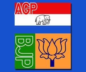 AGP-BJP alliance to continue in Assam by-elections