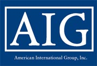 American International Group (AIG) Logo