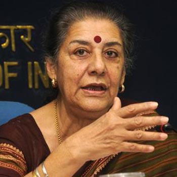 Country's Brand Identity Not Because Of Hindi Film Industry Alone, Says Ambika Soni
