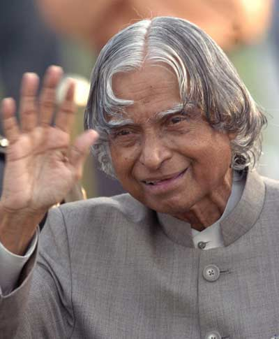 Ensure urban amenities in rural areas, Kalam tells students