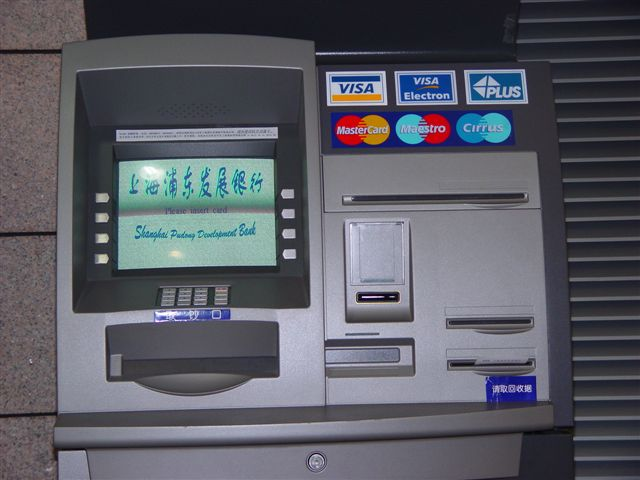 ATM Use Will Become Free From April 2009