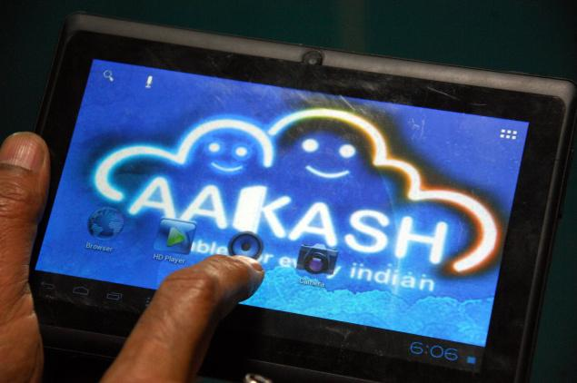 Aakash 3 tablet probably to have SIM slot, more exciting apps