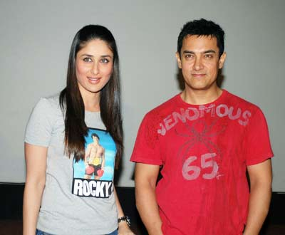 Aamir and I make fantastic pair: Kareena Kapoor