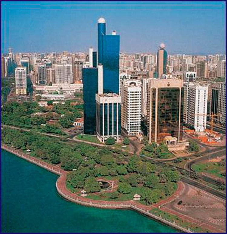 Abu Dhabi Skycraper | World Architecture