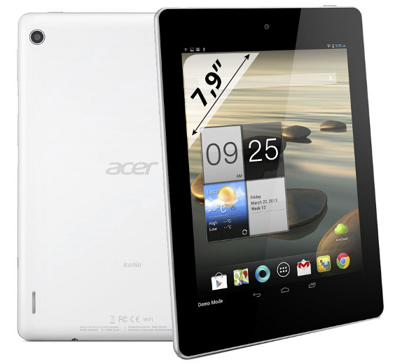 Acer to launch new iPad mini rival soon