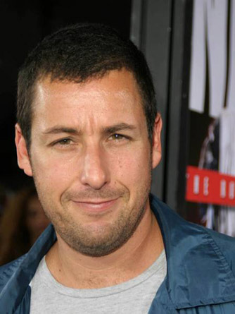 sadie sandler and sunny sandler. Adam Sandler says fatherhood