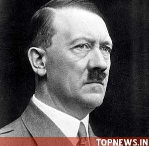 Hitler's self-portrait fetches £10k at auction