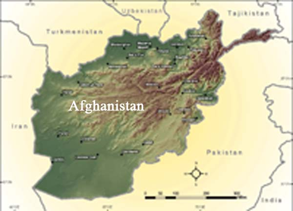 Taliban attacks against NATO bases kill, wound 4 Afghan children